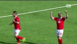 Video: Gibraltar - Latvia - 1:0 (25.03.2018) - Liam Walker goal